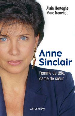Anne Sinclair (1ère de couverture)